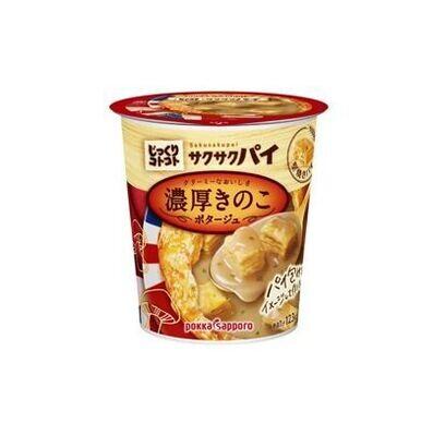 Pokka Sapporo Crispy Mushroom Soup with Bread (27.2G)