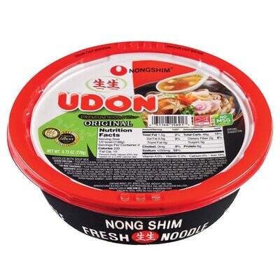Nongshim Udon Bowl (276G)
