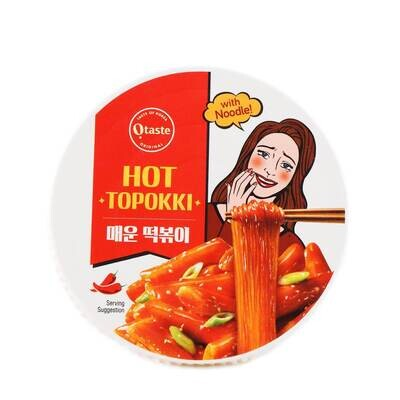 Nongshim Miga Hot Topokki (128G)