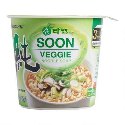 Nongshim Soon Cup (75G)