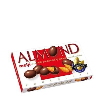 Meiji Almond Chocolate (88G)
