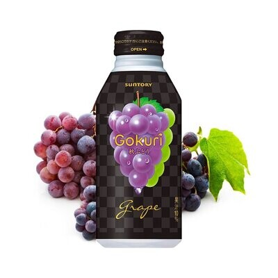 Suntory Gokuri Grape Juice (400G)