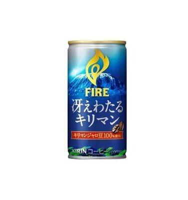 Kirin Fire 3 in 1 Coffee (185G)