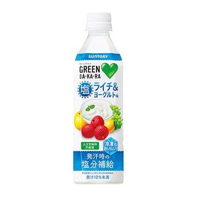 Suntory Salty Lychee Yogurt Drink (490ML)