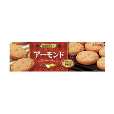Furuta Almond Cookie (80.4G)