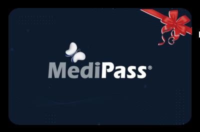 Tarjeta regalo MediPass