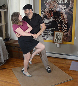 Personal Portable Dance Floor