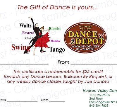 Gift Certificates - Studio Credit