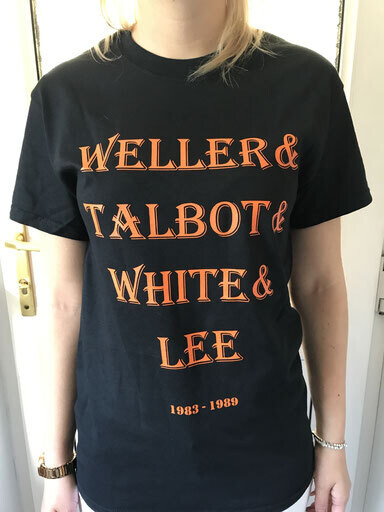 Weller, Talbot, White & Lee -  SMALL brand new, limited to 50