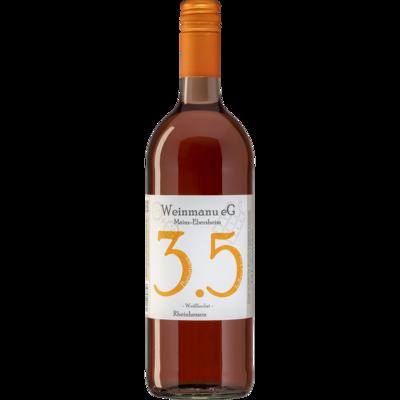 "3.5 2020er ""Weißherbst"" Portugieser halbtrocken 1L"