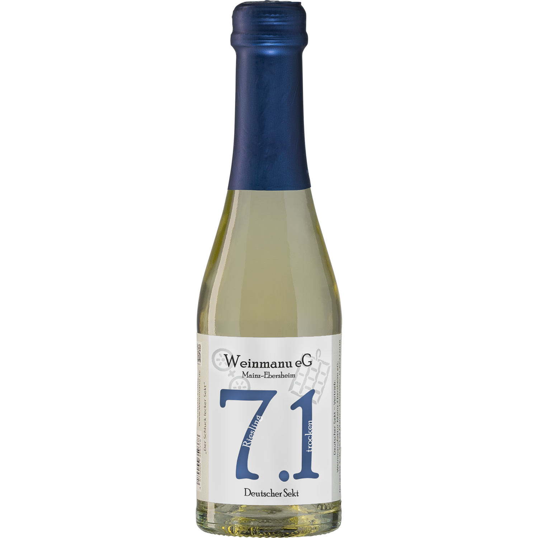 7.1 Riesling trocken - Piccollo 0,2 L