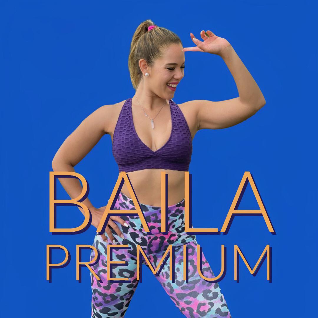 Baila Premium OCTUBRE (1 mes)