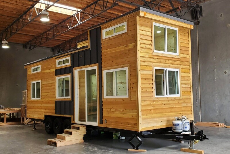 28' Jude Tiny Home Plans and Materials List