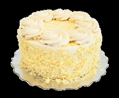 """Simply Vanilla Artisanal Cake 6"""""""