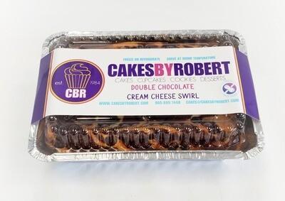 Double Chocolate Cream Cheese Swirl (Loaf)