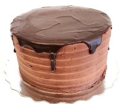 """The TriFecta Artisanal Cake 6"""""""
