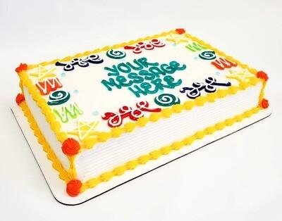 DIY Cake Large