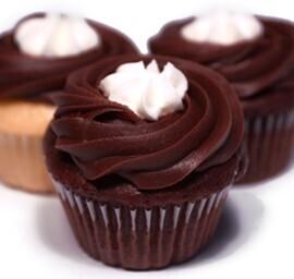 Chocolate Fudge Supreme Cupcakes