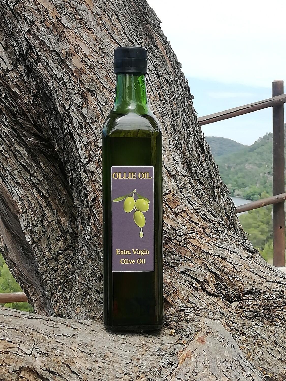 6 x 250ml Organic Extra Virgin Olive Oil