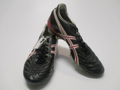 Asics Lethal Flash DS HG10 US9 Football Boots (Near-New) (EC117)