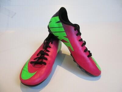 Nike Mercurial Football Boots US2 (UK1.5) (Near-New) (EC193)