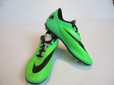 Nike Hyper Venom Football Boots US3 UK2.5 (Near-New) (EC199)