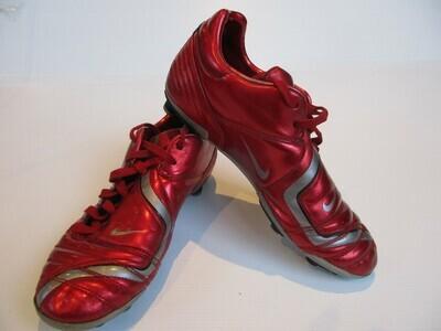 Nike Total 90 Football Boots US5 UK4.5 (Near-New) (EC202)