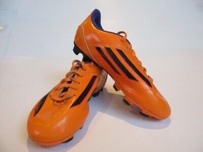 Adidas F.5 Football Boots US1 (Near-New) (EC205)
