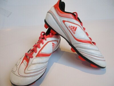 Adidas Football Boots US3 (Near-New) (EC211)