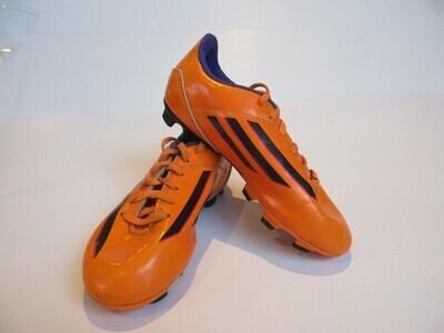 Adidas F50 Football Boots US 4 (Near-New) (EC220)