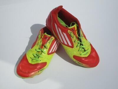 Adidas F-5 US 4 Football Boots (Near-New) (EC224)