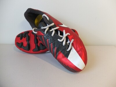 Nike T90 US 4Y Football Boots (Near-New) (EC018)
