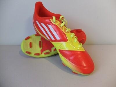 Adidas F-5 US 4 Football Boots (Near-new) (EC012)