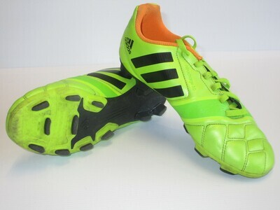 Adidas Nitrocharge 3.0 Football Boots US5 (Near-New) (EC243)