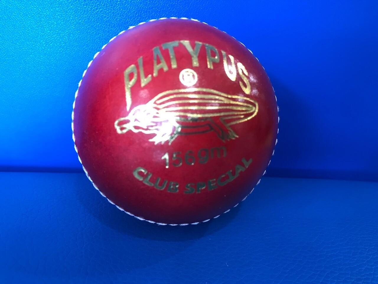 Platypus Cricket Ball (New) (EC825)