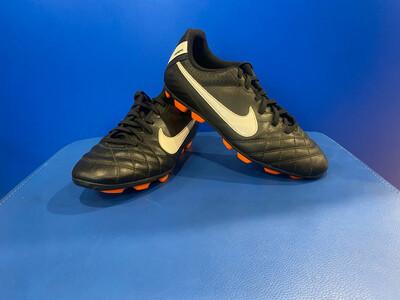 Nike Tiempo Natural IV Football boots (near-new) (EC654) US4