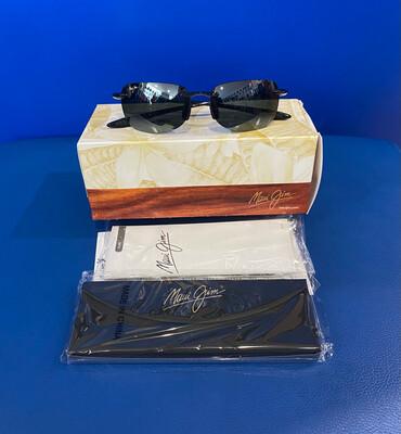 Maui Jim Sunglasses  SANDY BEACH Polarized Rimless Sunglasses (New In Box) (EC1680)