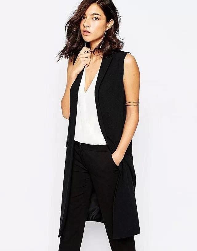 Elegant jackets Vests For Women