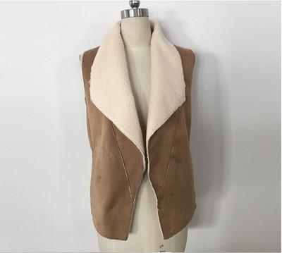 Winter Coat suede coat Fashion Warm