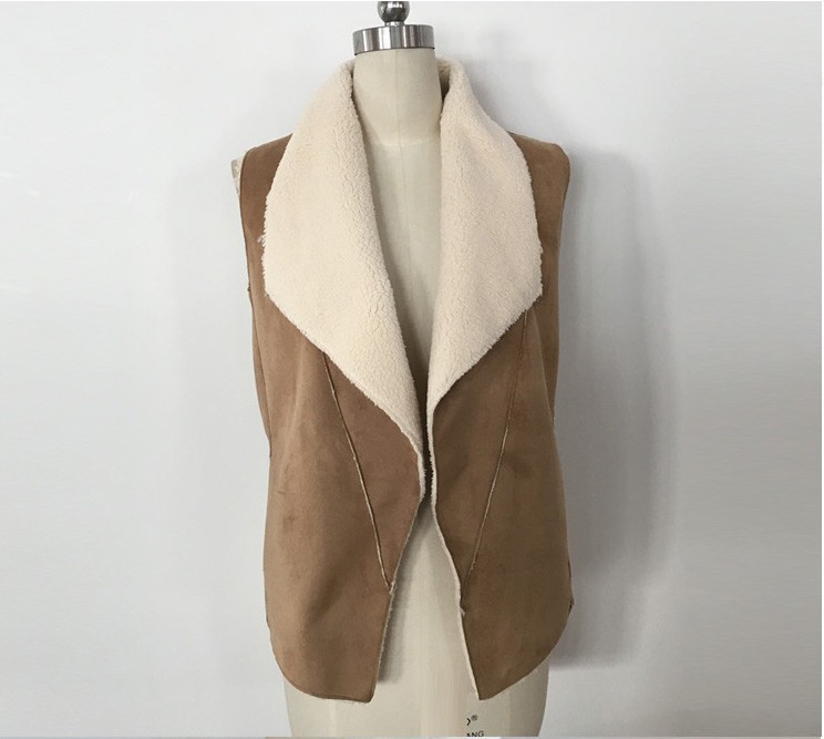 Winter Coat suede coat Fashion Warm