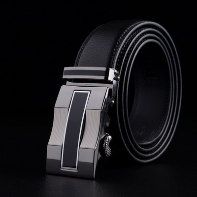Fashion designer leather strap