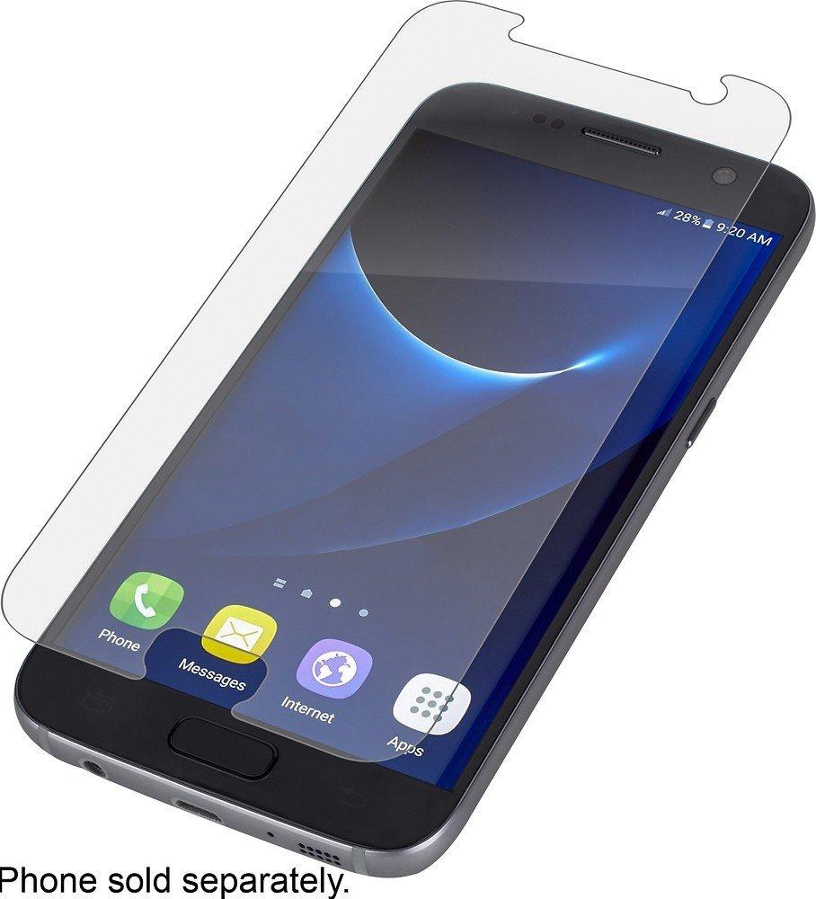 ZAGG - InvisibleShield HD Screen Protector for Samsung Galaxy S7 edge