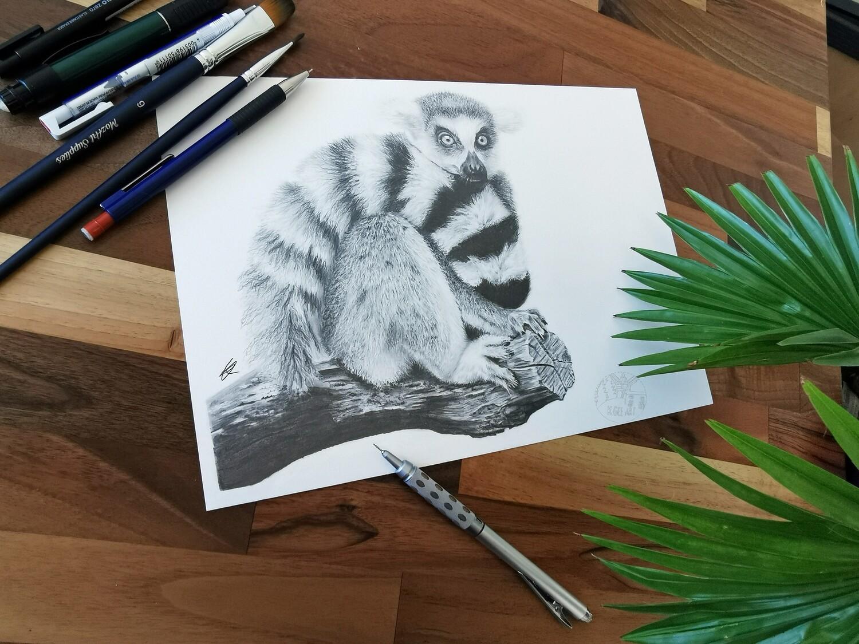 Original Lemur A4