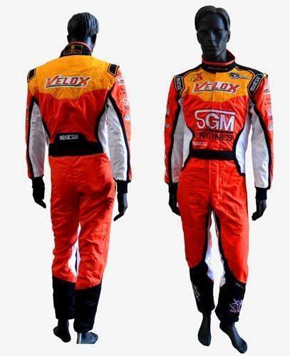 Velox/SGM Race Suit (Sparco)