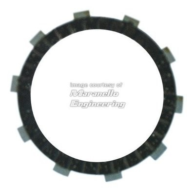 Clutch Friction Plate, 2009 Version (Set of 6)