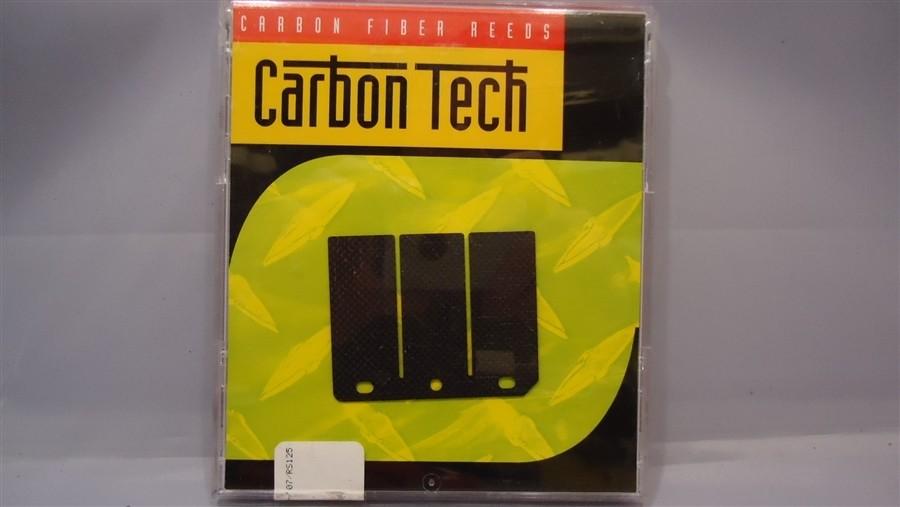 Carbon Tech Reeds (3 Petal)