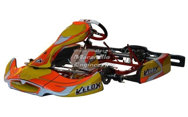 Velox Chassis (TAG/Rotax)
