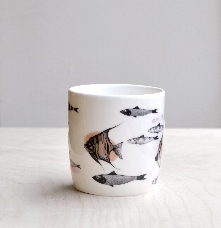 Mug Deep sea