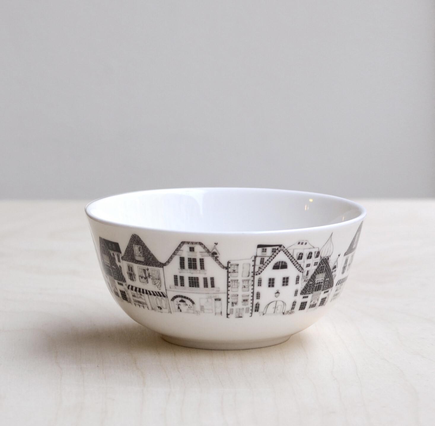 Dipping bowl City