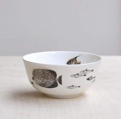 Dipping bowl Deep sea